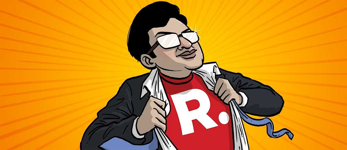 Why Arnab Goswami's Republic TV should be renamed Jai Hind TV