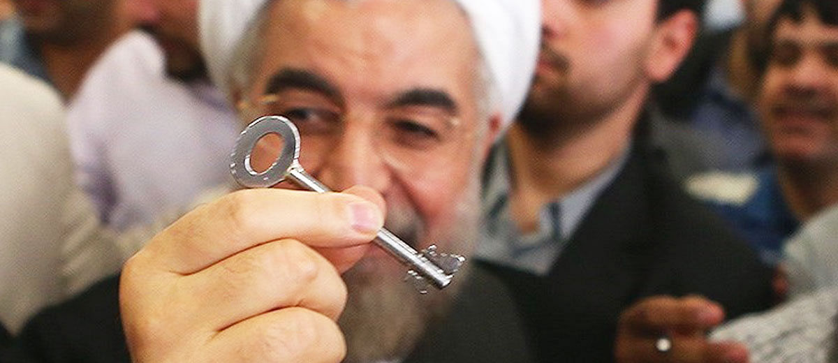 Hassan Rouhani's economic legacy may be his key to winning a second term