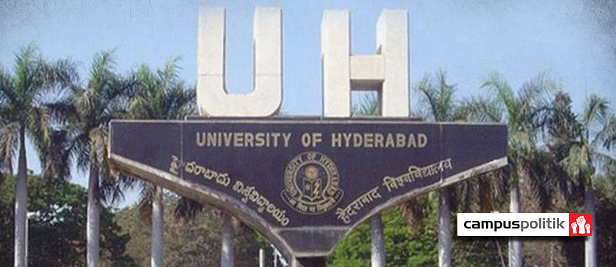Students at the Hyderabad University are losing their right to dissent. Here's why.