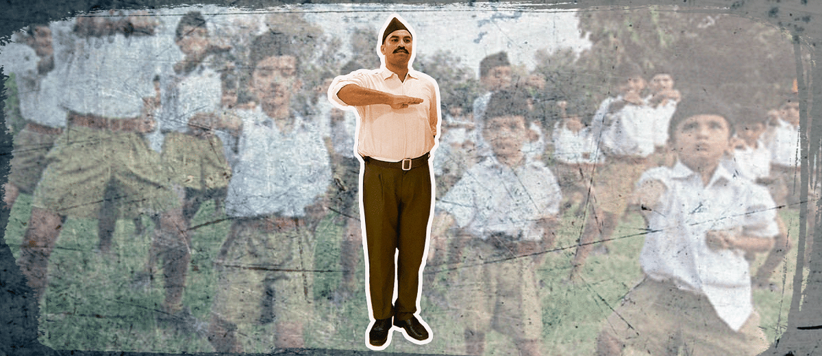 After getting rid of Khaki shorts, short, dark children are next for the RSS