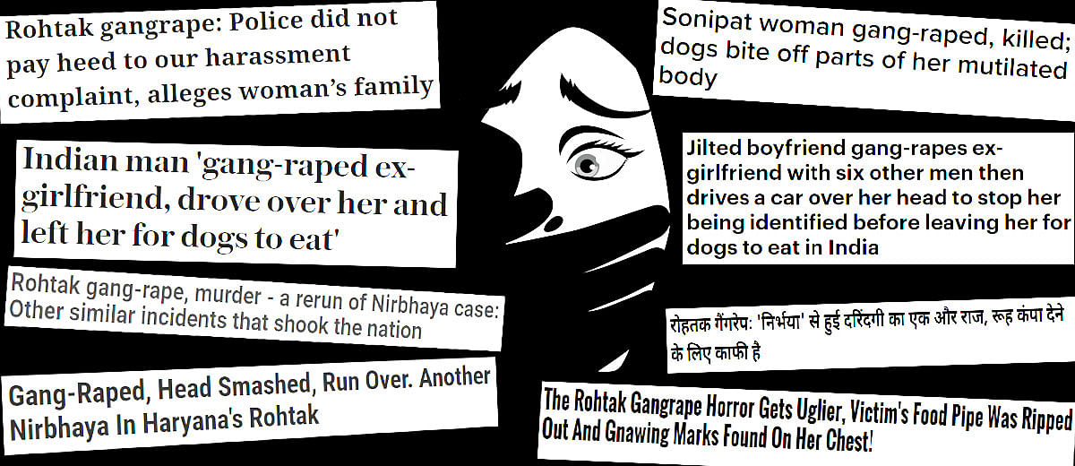 The Rohtak gangrape & how not to report on rape