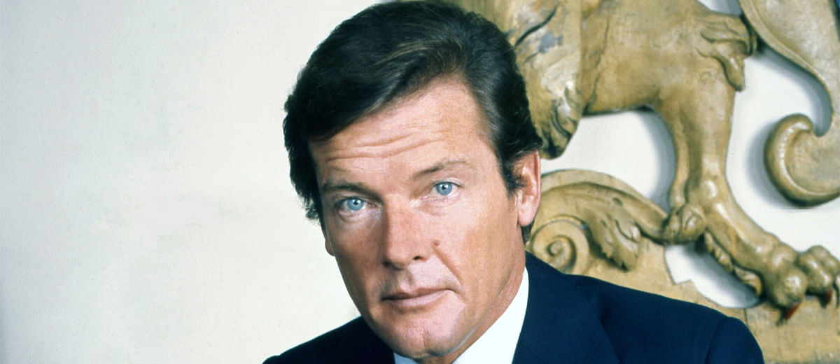A tribute to Roger Moore