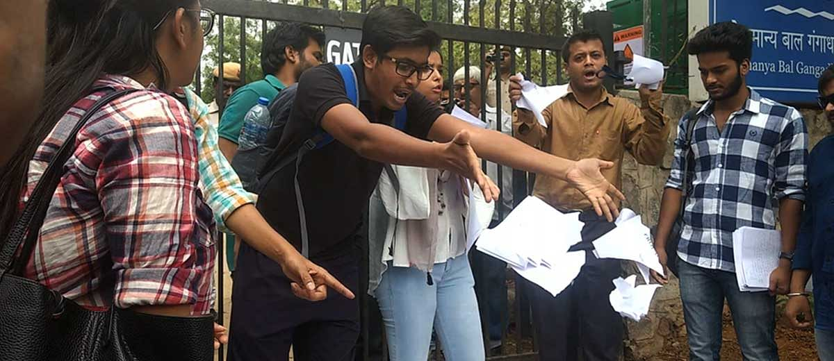 Kalluri's back: what went down when the controversial cop visited IIMC
