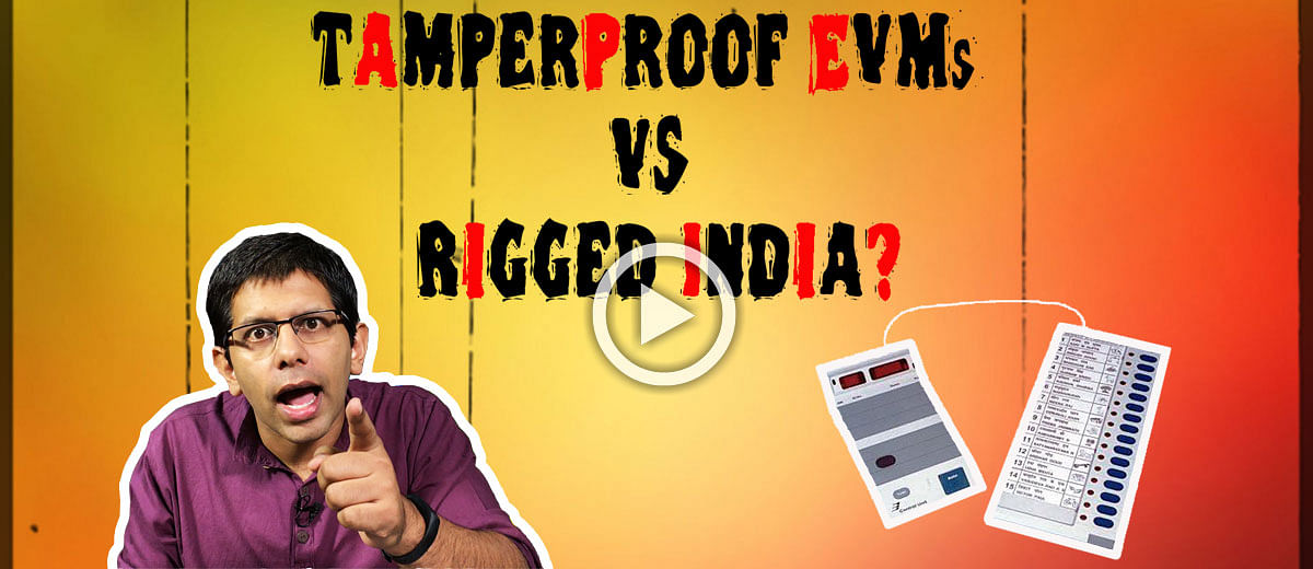 Why So Serious? Ep 29 – Tamperproof EVMs Vs Rigged India?