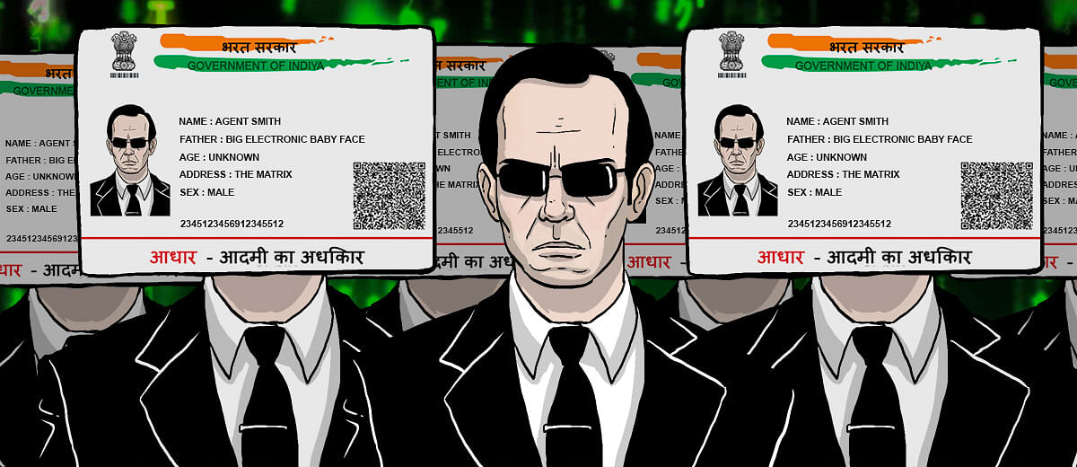 Will  linking your Aadhaar to your bank account destroy the banking system?