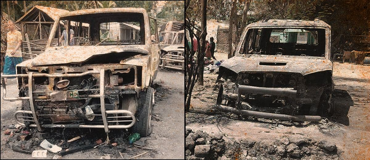 A tale of two riots – Basirhat in West Bengal vs Vadavali in Gujarat