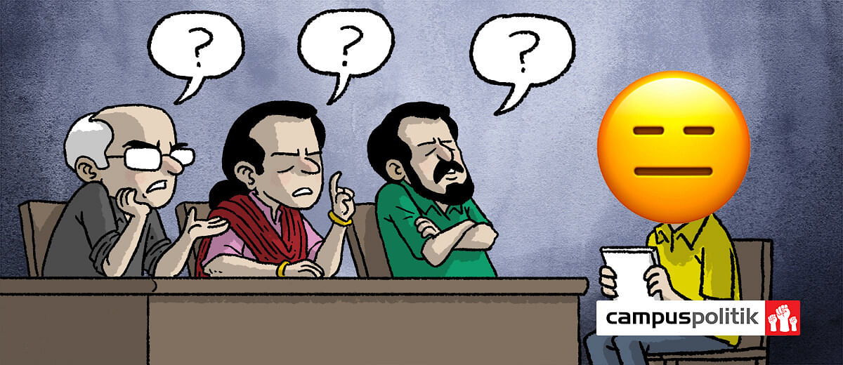 Are college interviews now a saffron litmus test?