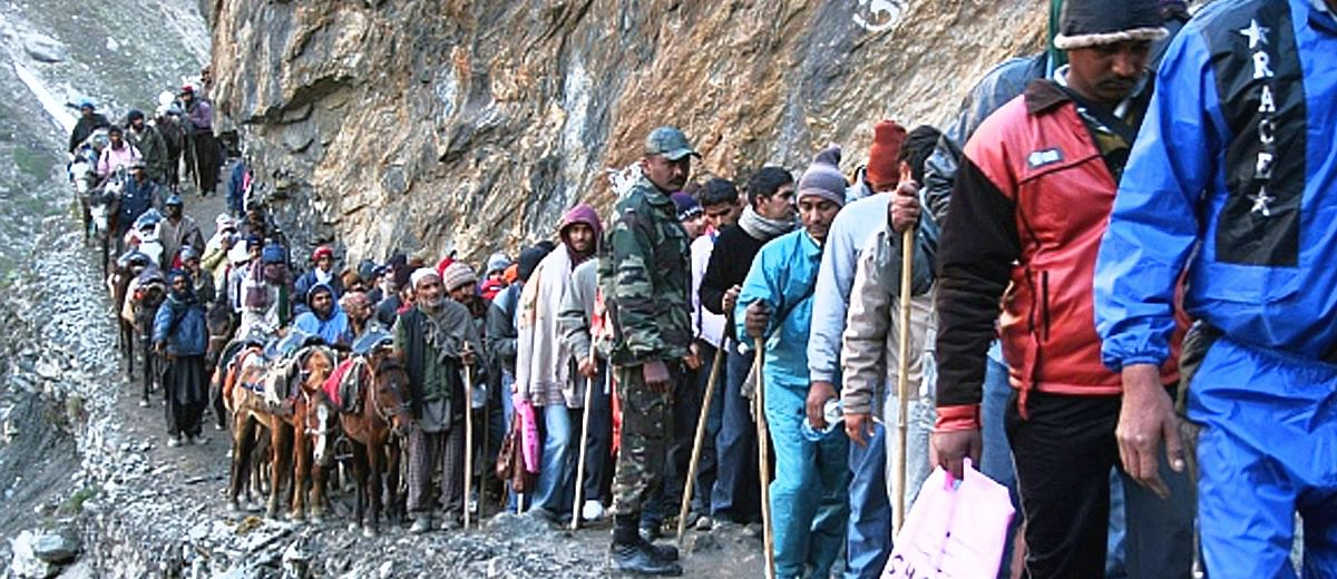 Fact check: Amarnath Yatra attacks take place only when BJP is in Power?
