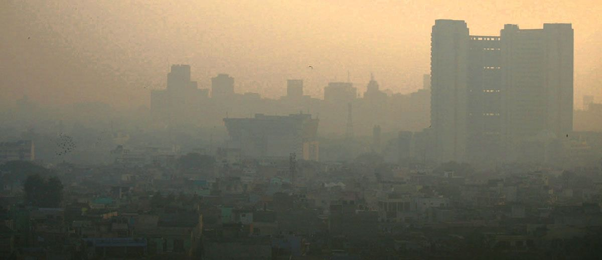 As another smog season looms, India must act soon to keep Delhi from gasping