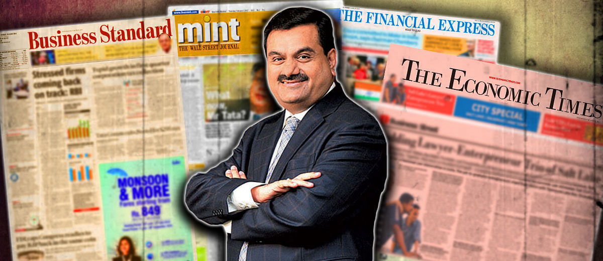 Adani, the man no one wants to write against