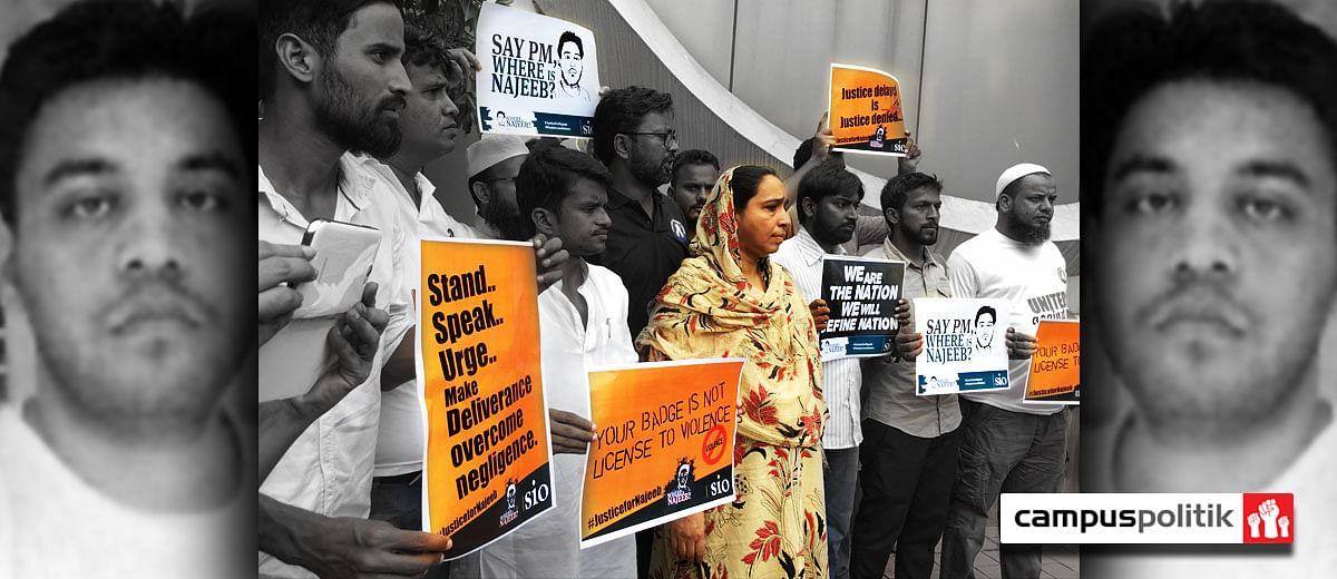 Najeeb Ahmad's mother cries out: CBI is my final hope