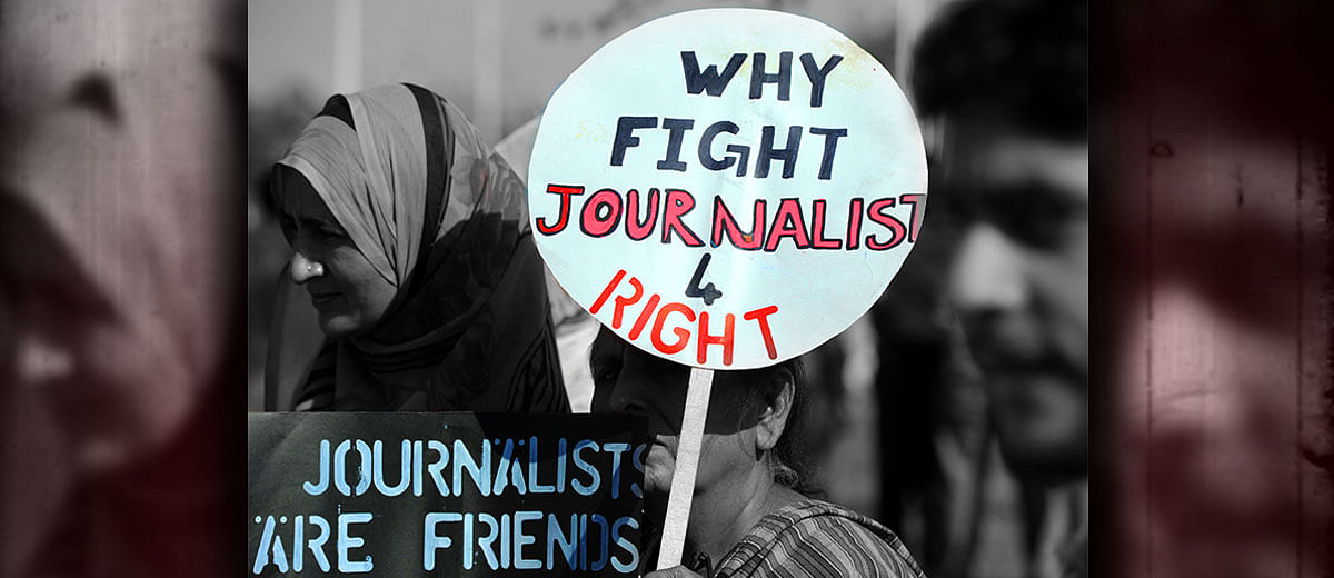 In Pakistan, press safety hubs provide support and training for journalists at risk