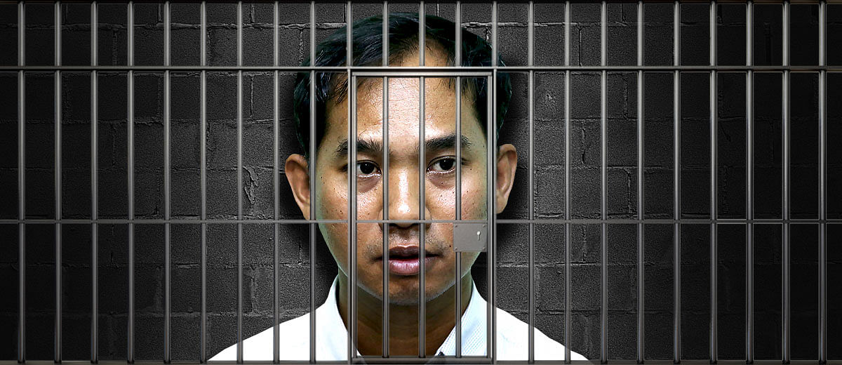 Myanmar journalist arrested at airport ahead of criminal defamation trial