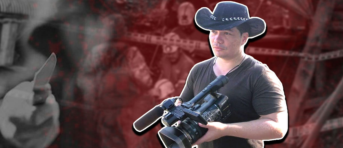 Colombian documentary filmmaker repeatedly threatened with death