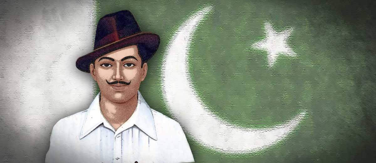 #ShaheedBhagatSingh: An answer to Pakistan's search for a national hero