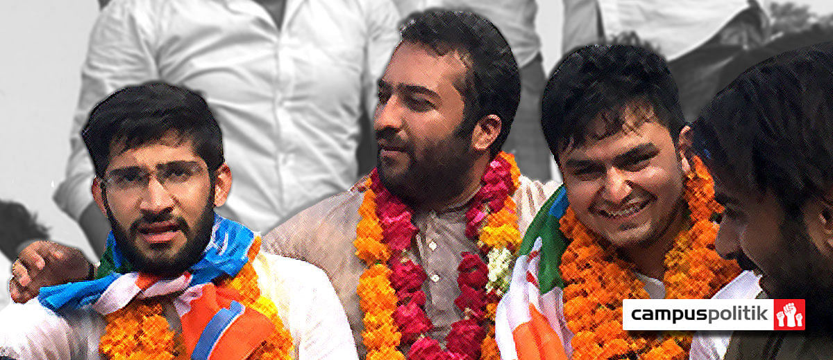 DUSU polls: Has ABVP lost the winning touch?