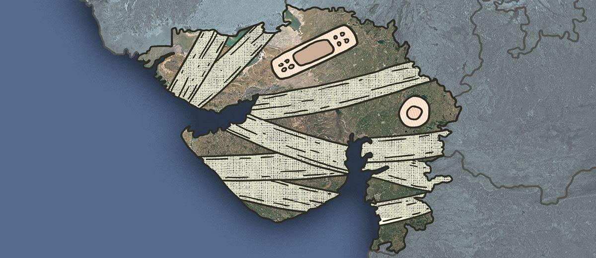 Gujarat's health has not met 'Vikas'