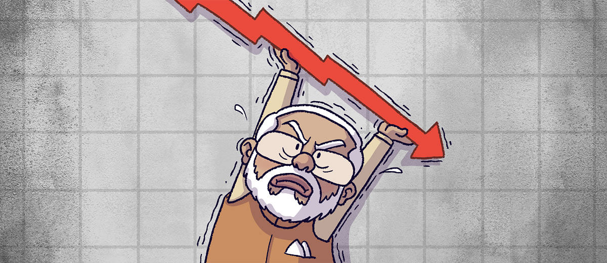 All is well with the economy? Surely you must be joking, PM Modi