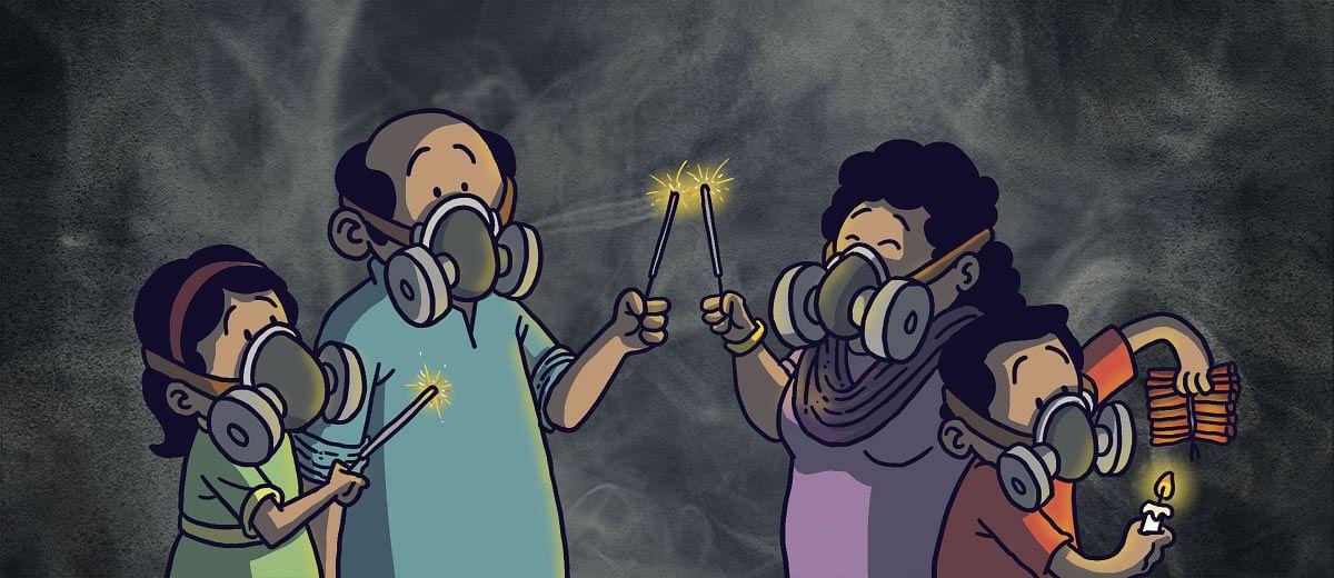Diwali cracker row: Celebrating self-flagellation