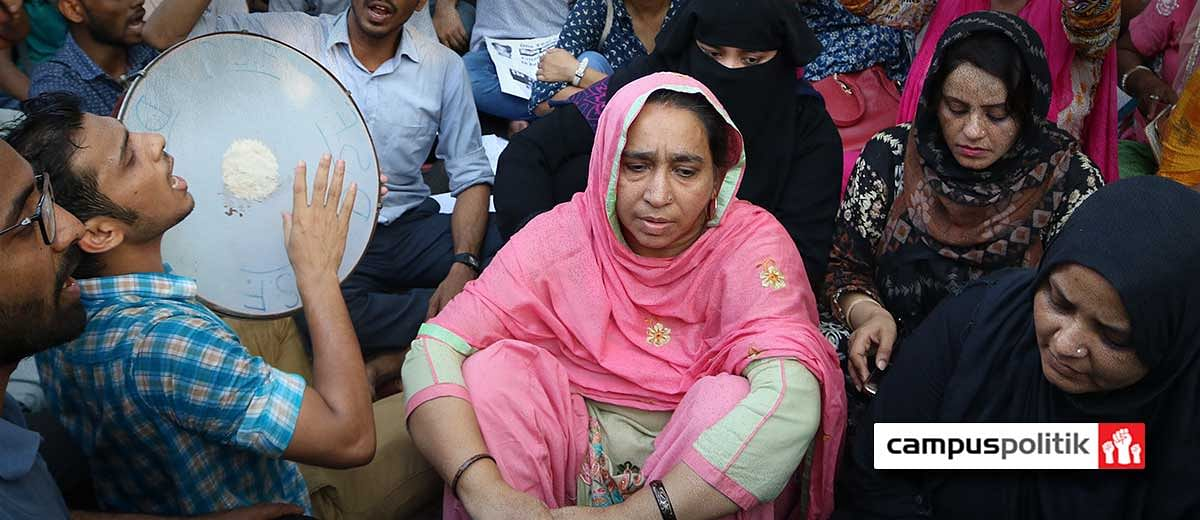 Where is Najeeb: The question that lingers even after a year