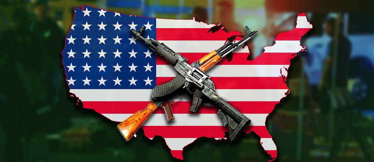 हिंसक अमेरिकी जीवनशैली का खामियाजा उसका समाज और दुनिया दोनों भुगत रहे हैं
