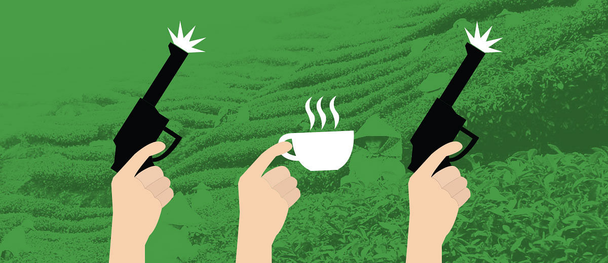 How tea became a weapon in Darjeeling's ethnic struggle