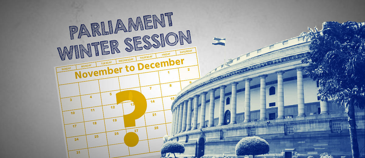 What an outrage! Why delay Winter Session for Gujarat polls?