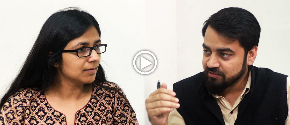 NL Interviews: DCW chief Swati Maliwal says Delhi not safe for anyone, not even her