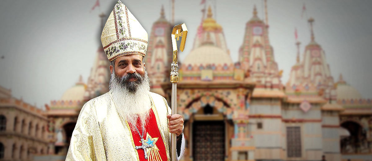Skewed coverage: Archbishop's appeal to voters vs Vadtal Swaminarayan's