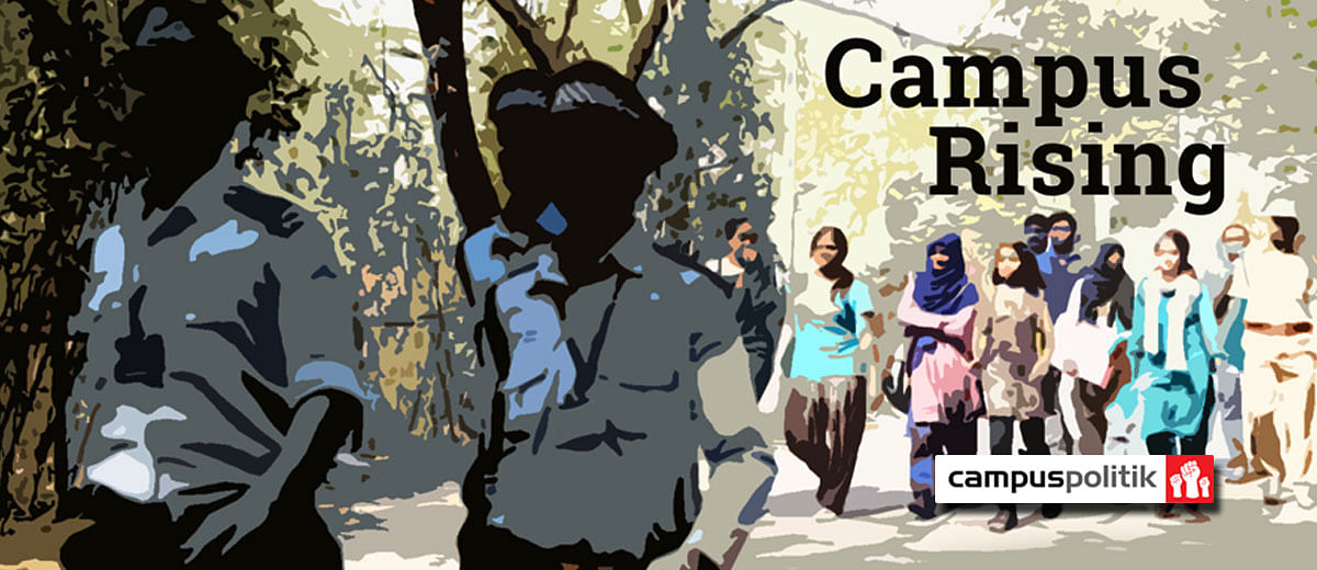 Campus Rising: A tell-all documentary on India's enraged youth