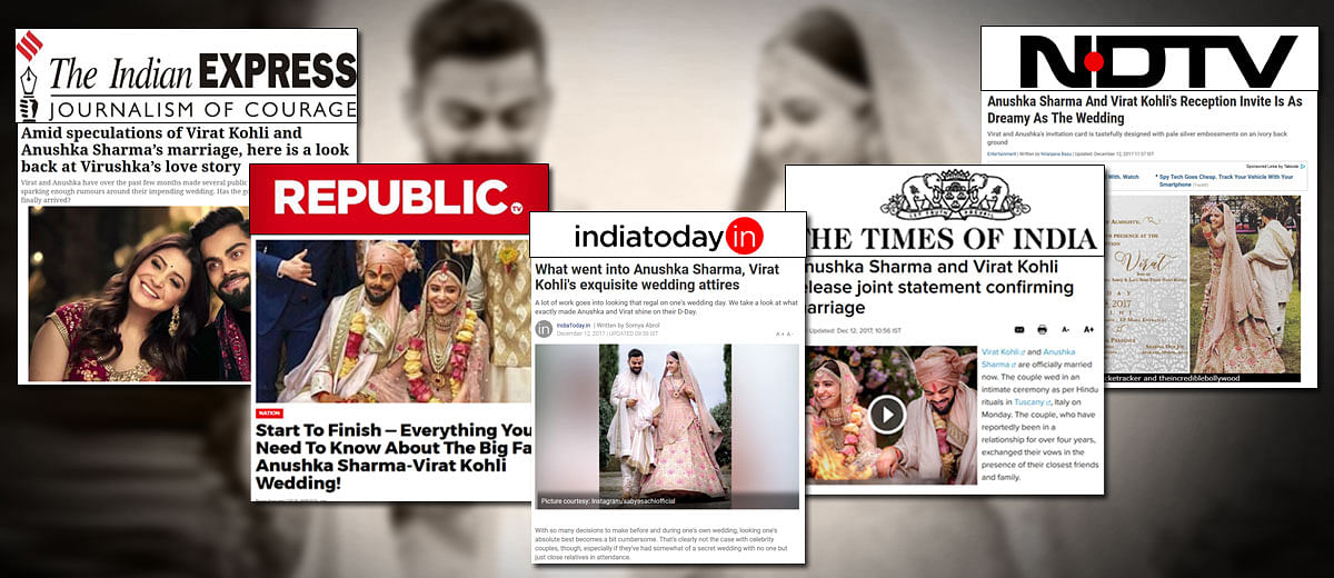 #Virushka: How to kill journalism one shoddy editorial call at a time