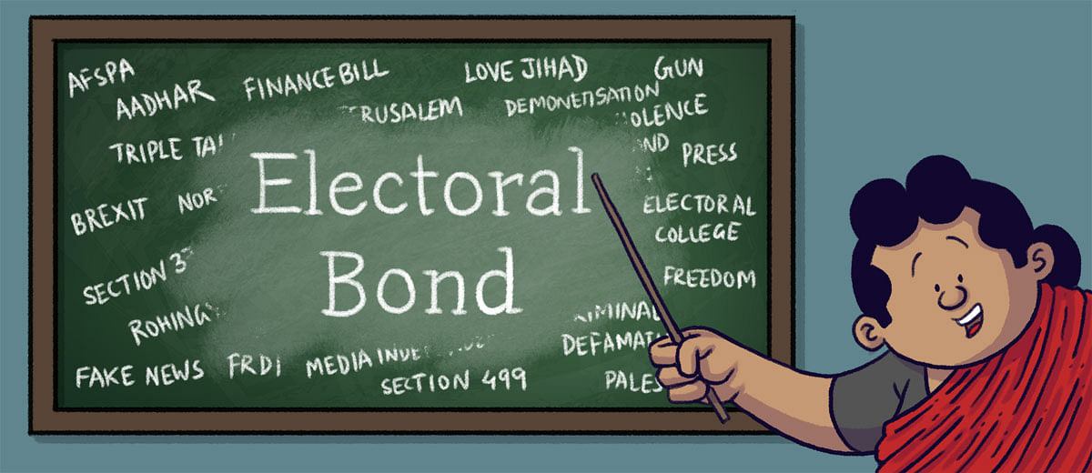 NL Cheatsheet: What are electoral bonds?