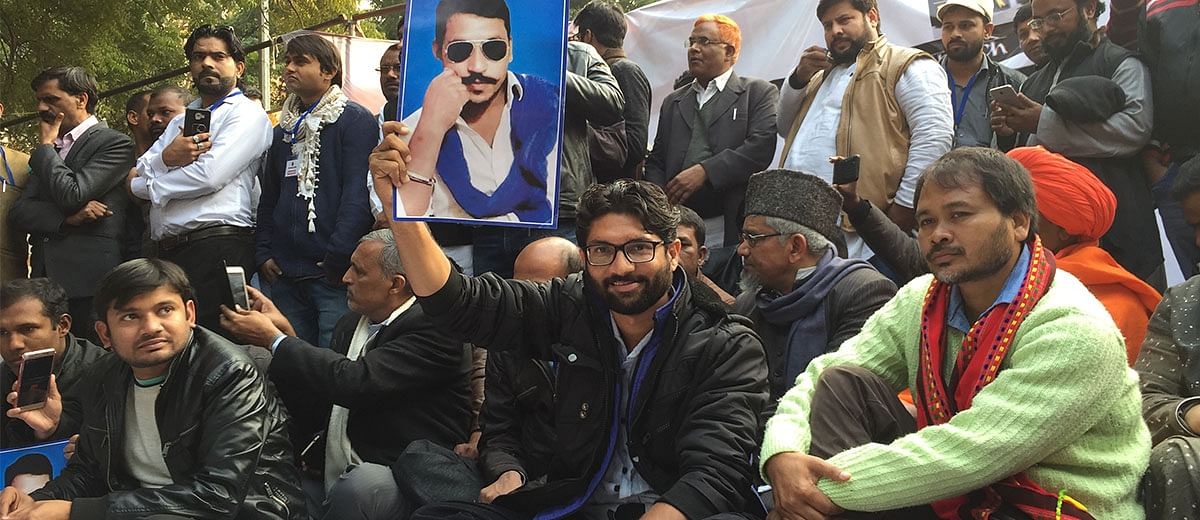 #YuvaHunkarRally: An alarming message for media