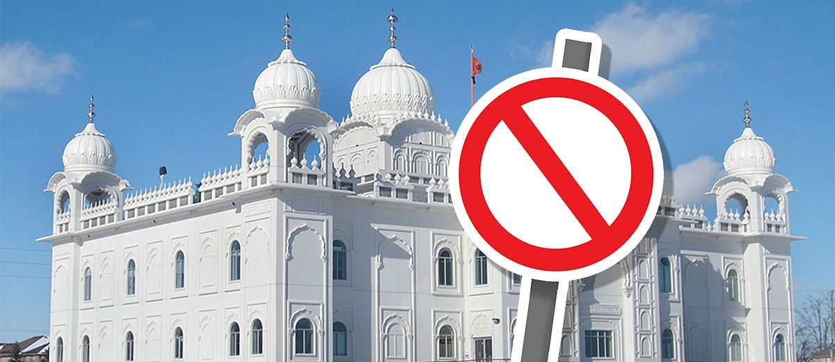 Why Sikh gurdwaras abroad have banned Indian officials