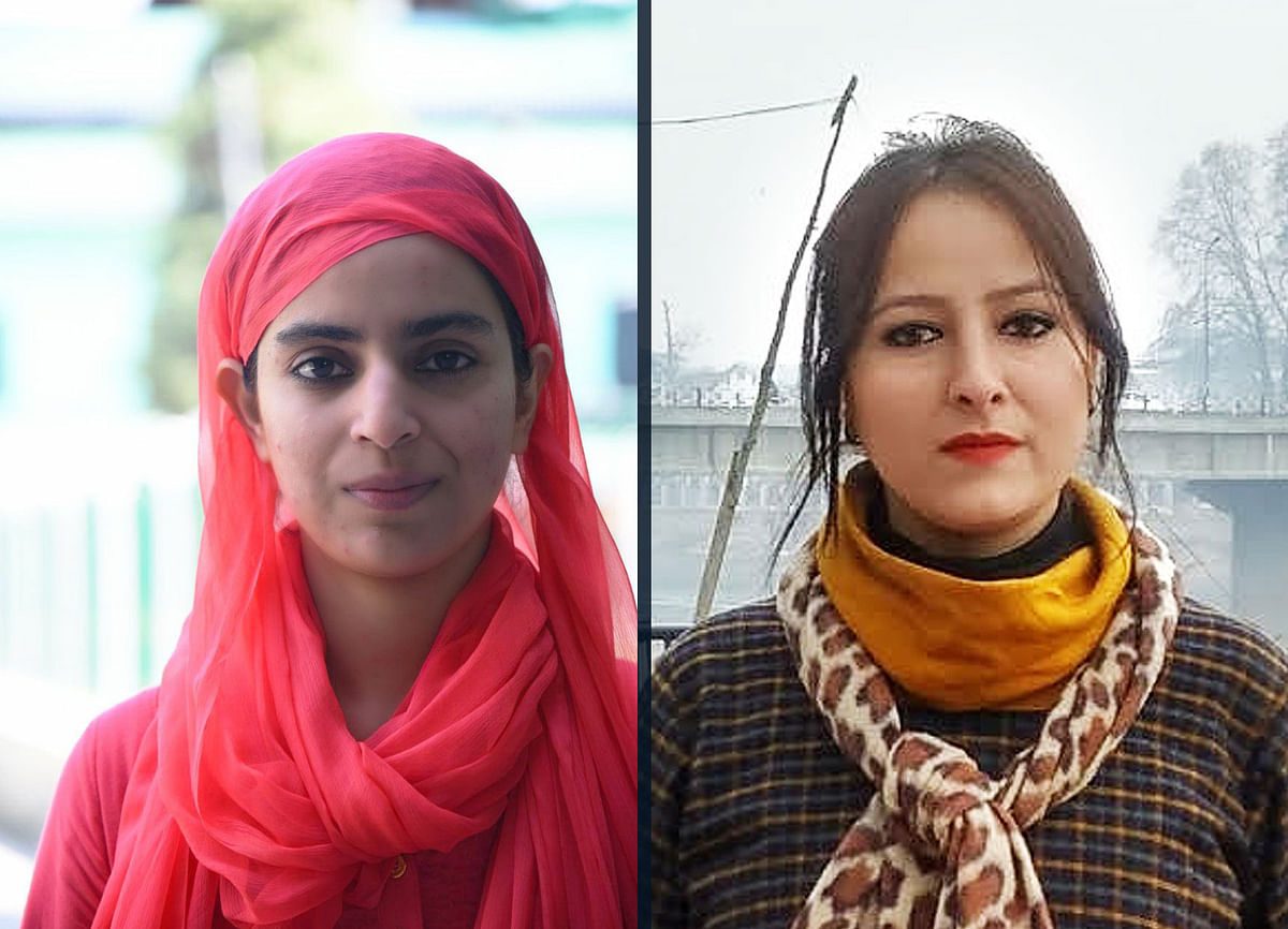Reporting in Kashmir: No woman's land