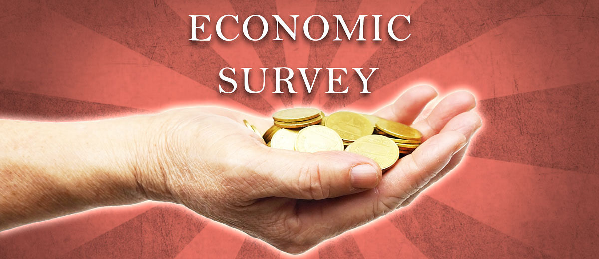 """Three snappy ideas from our """"pink"""" Economic Survey of 2017-18"""