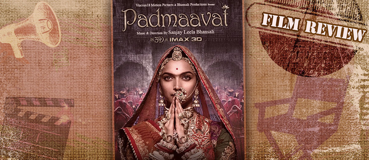Padmaavat: A vapid love song to Rajputs