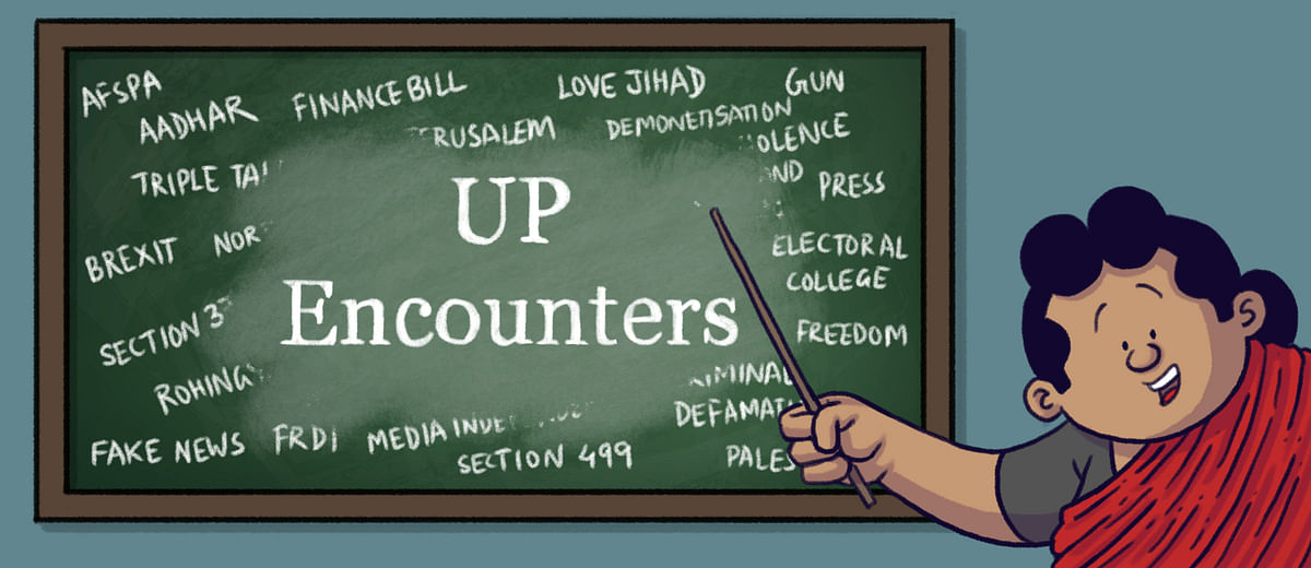 NL Cheatsheet: UP Encounters