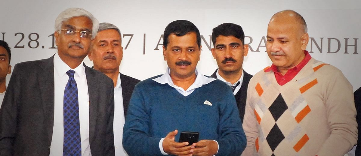 BJP using Delhi chief secretary to shift focus from Nirav Modi case: AAP