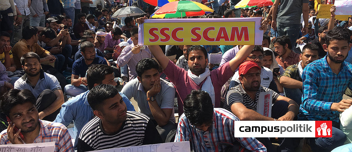 #SSC: Centre orders CBI inquiry, but why are students still protesting?