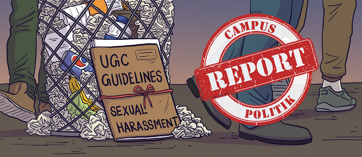 Campus Politik report: Sexual harassment redressal in DU exists mostly on paper