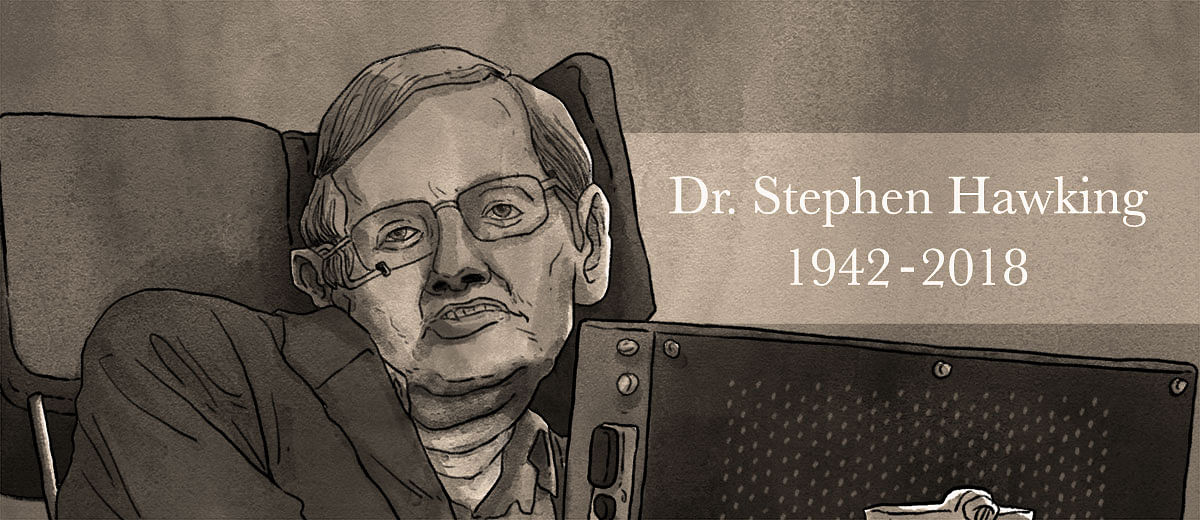 Martin Rees looks back on Stephen Hawking's spectacular success against all odds