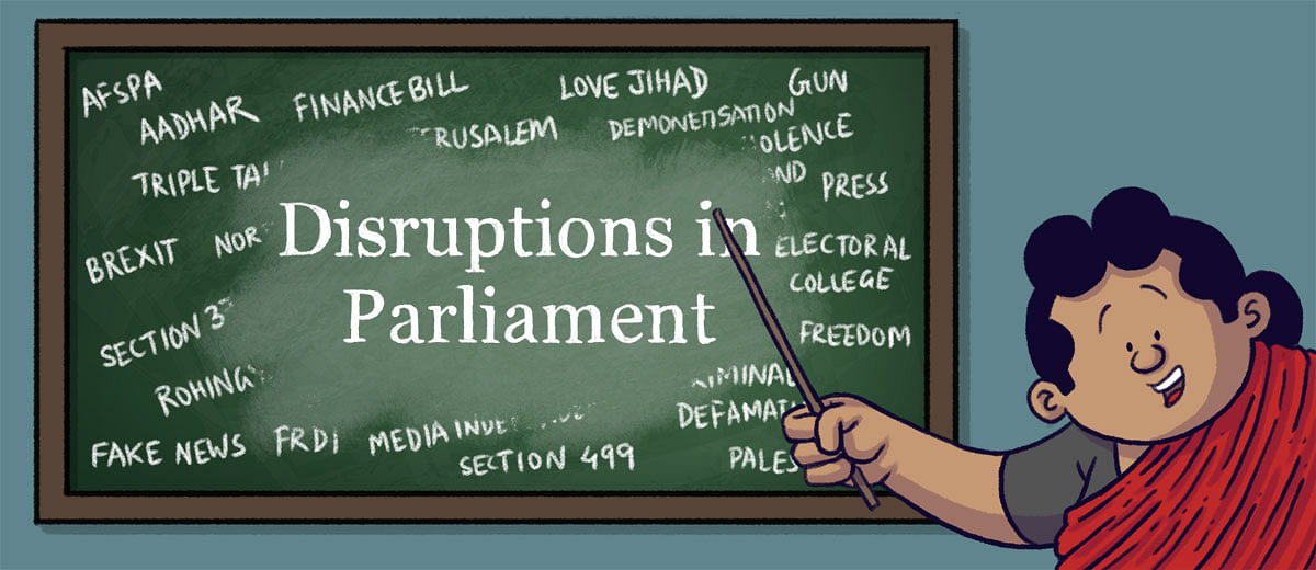 NL Cheatsheet: How to get rid of Disruptions in Parliament