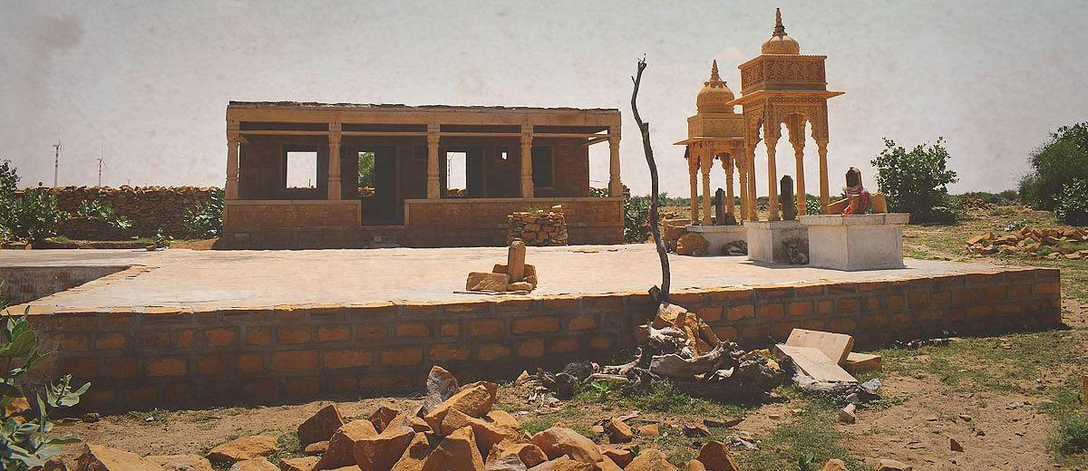 Jaisalmer: Of curses and lovers