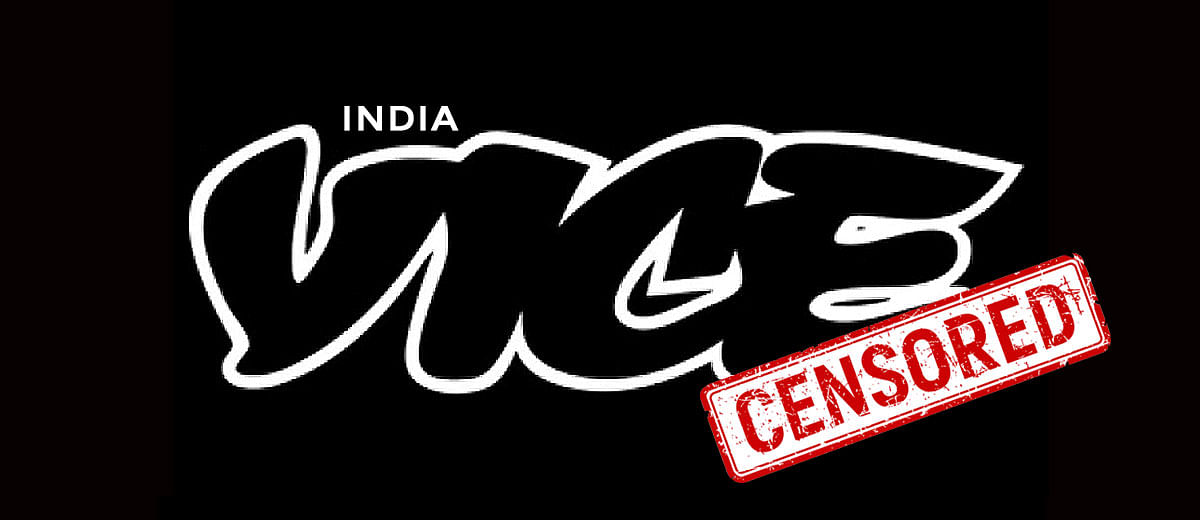 Rumblings at Vice India