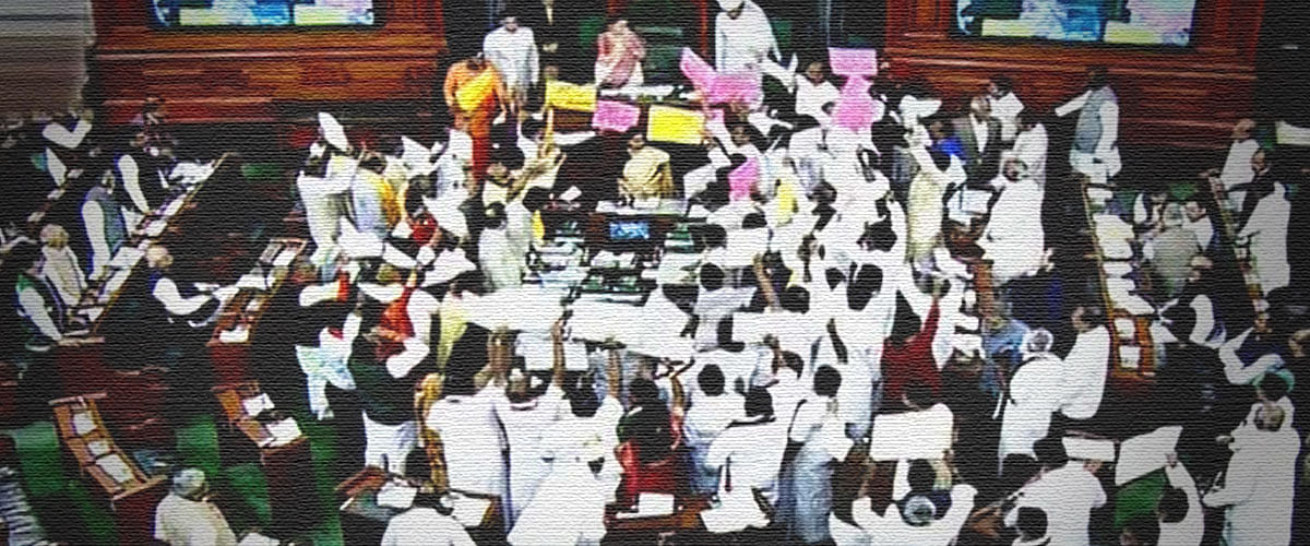 Broke Sabha: When Parliament slipped into irrelevance