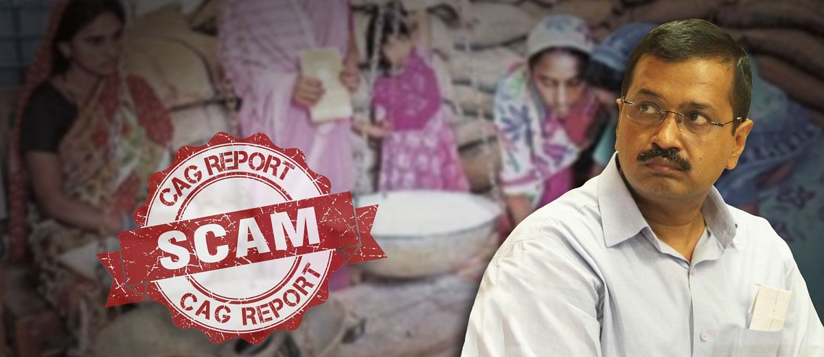 Can Kejriwal wash his hands of the Delhi ration scam?