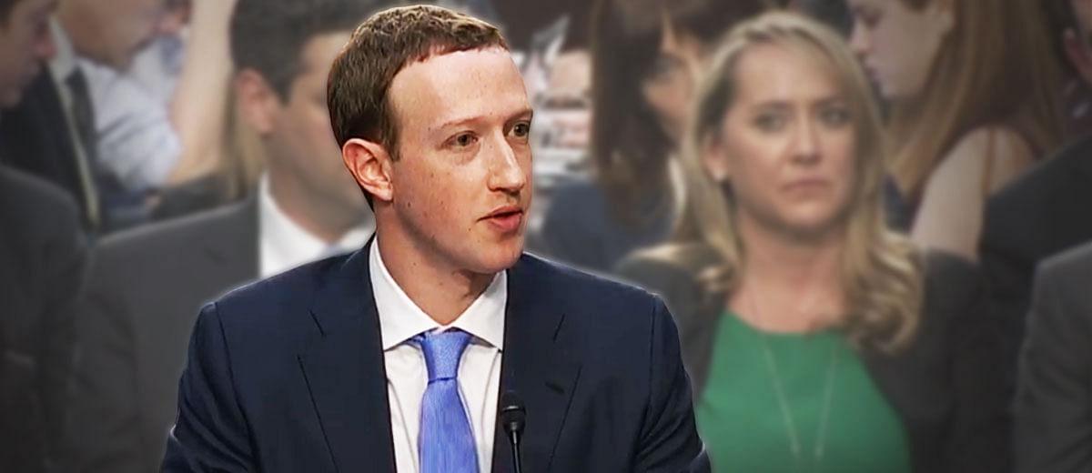 अमेरिकी संसद में फेसबुक सरगना जुकरबर्ग