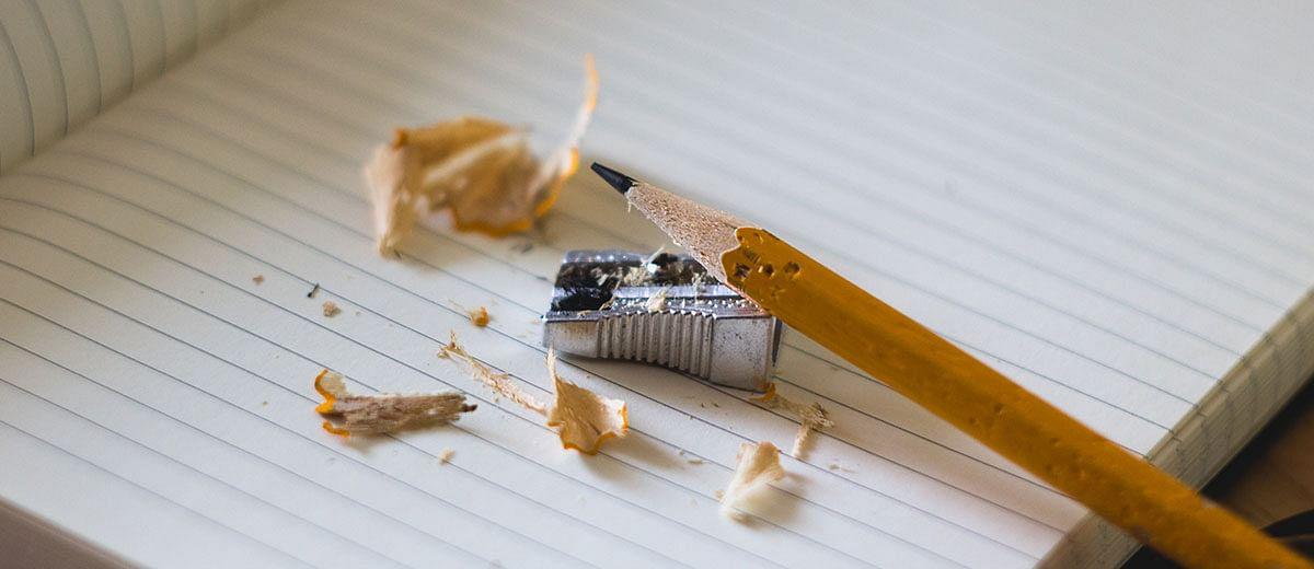 Life of a pencil