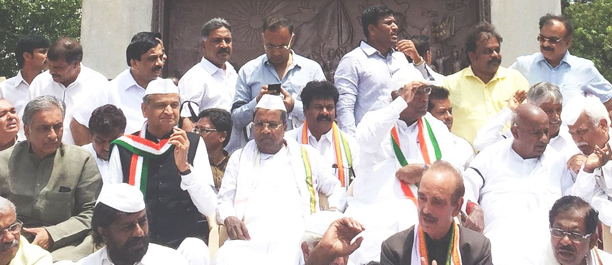 #KarnatakaCMRace: The season of 'destination politics' begins